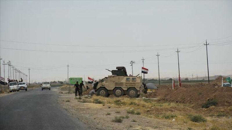 Irak'ın Kerkük kentinde son iki haftada 17 DEAŞ'lı terörist öldürüldü
