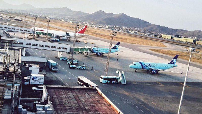 Kabil havalimanı uluslararası uçuşlara kaldığı yerden devam edecek