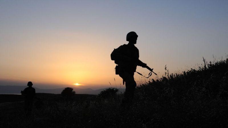 Barış Pınarı bölgesinde, saldırı hazırlığındaki 6 terörist öldürüldü