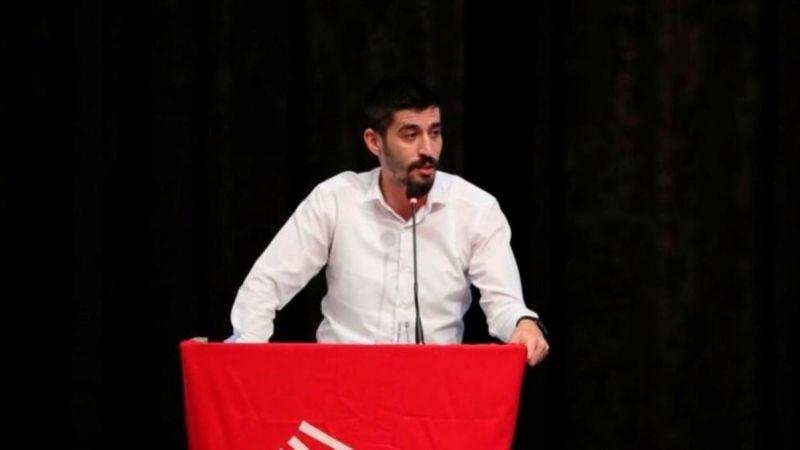 CHP'li gençlik kolları başkanı tehdit etti: Makamına Erdoğan'ın resmini asanın kafasını kırarız
