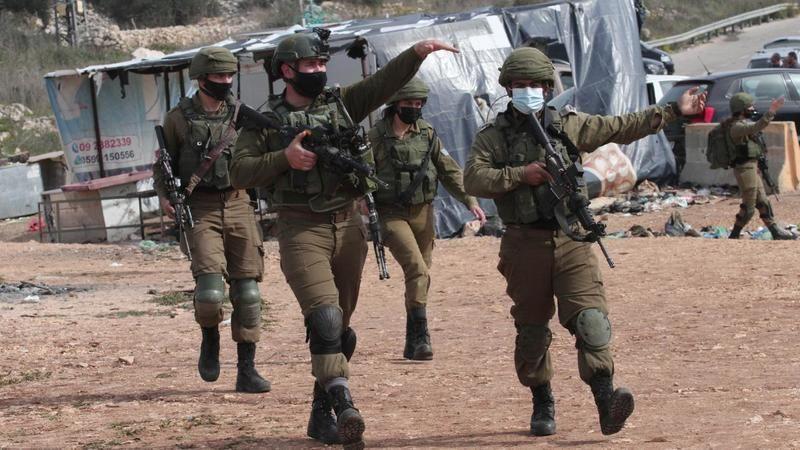 İşgalci İsrail 4 Filistinliyi öldürdü