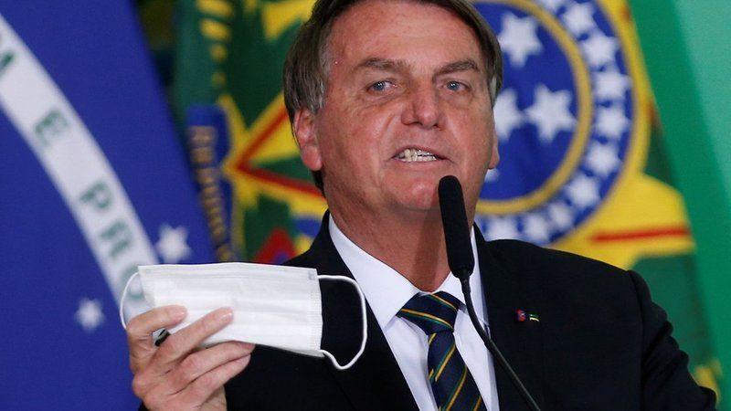 ABD dönüşü karantinaya giren Brezilya Devlet Başkanı Bolsonaro'nun Kovid-19 testi negatif çıktı