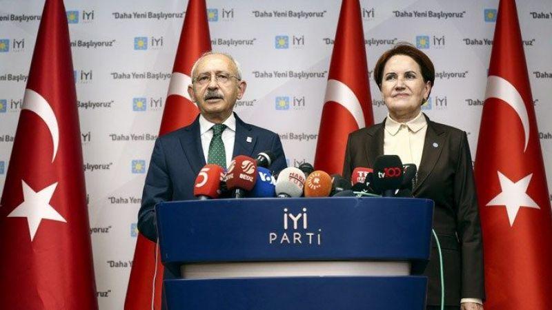 Kılıçdaroğlu ile Akşener'in formülü Ankara'da alay konusu oldu