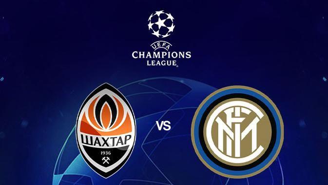 Shakhtar Donetsk İnter maçı ne zaman, saat kaçta, hangi kanalda? Shakhtar Donetsk İnter Şampiyonlar Ligi maçı hangi kanalda saat kaçta yayınlanacak?
