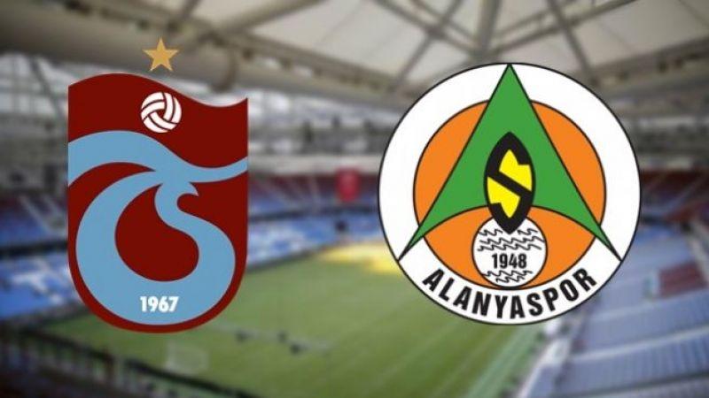 Canlı maç izle! Trabzonspor Alanyaspor maçı izle, Trabzonspor izle (CANLI)