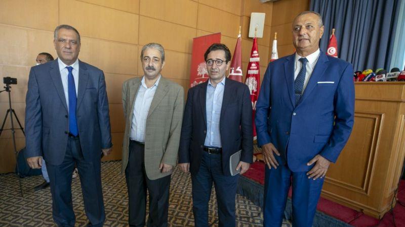 "Tunus'ta 4 parti Cumhurbaşkanı Said'in ""olağanüstü kararlarına"" karşı ittifak kurdu"