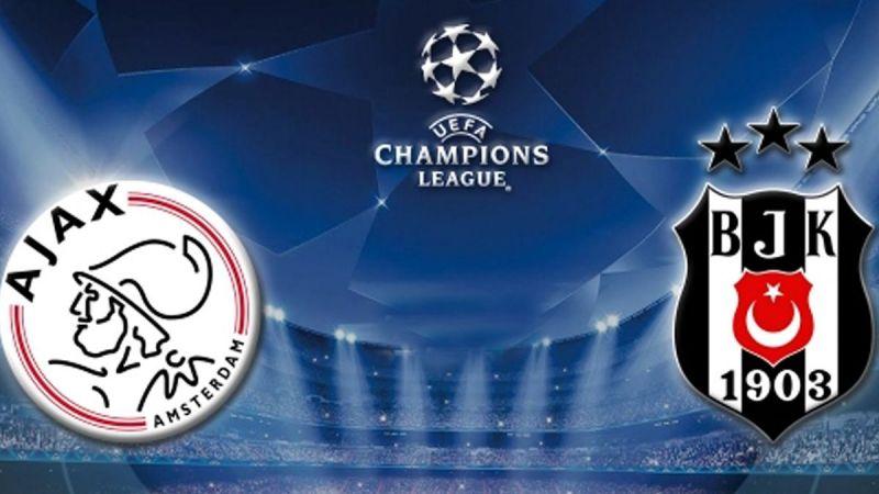 Ajax Beşiktaş maçı canlı izle, Beşiktaş maçı izle, Beşiktaş Şampiyonlar Ligi maçı canlı izle! Ajax Beşiktaş izle (EXXEN)