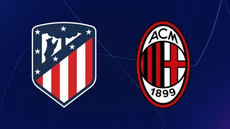 Şampiyonlar Ligi maçı izle canlı yayın! Milan Atletico Madrid maçı canlı izle! Milan Atletico Madrid Şampiyonlar Ligi maçı izle (EXXEN)