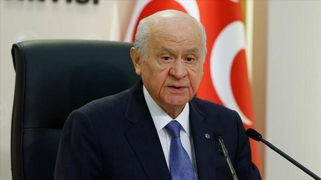 MHP Genel Başkanı Bahçeli'den ABD Temsilciler Meclisi'nin Ülkü Ocakları kararına tepki
