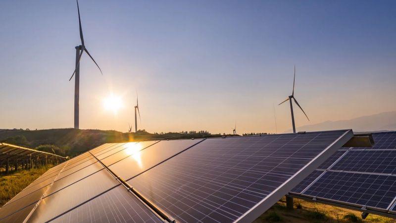 Rüzgar ve güneşten elektrik üretim maliyeti ithal kömürle üretimden ucuz hale geldi