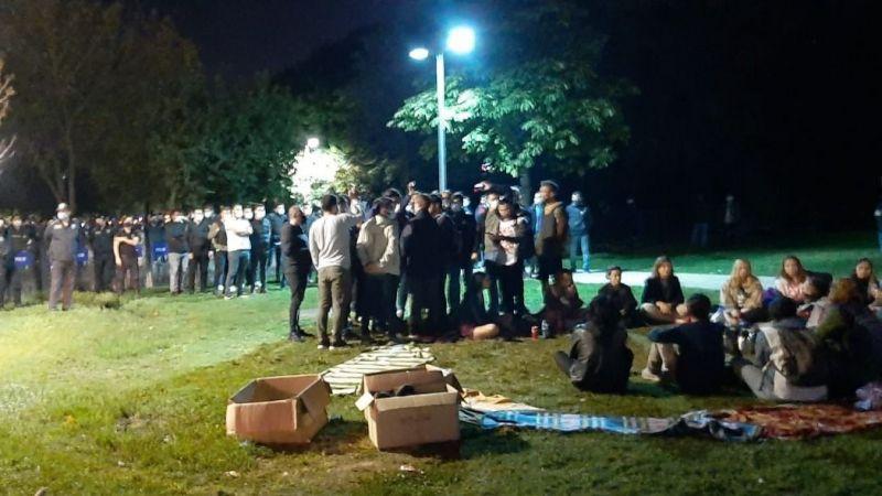 İstanbul Valiliği'nden Kadıköy'deki yurt eylemine ilişkin açıklama!