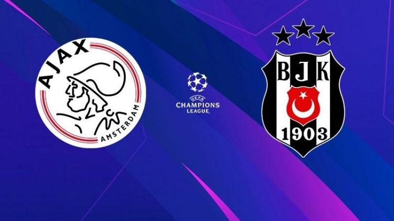 Canlı maç izle! Canlı Beşiktaş maçı izle, Ajax Beşiktaş maçı izle (CANLI)