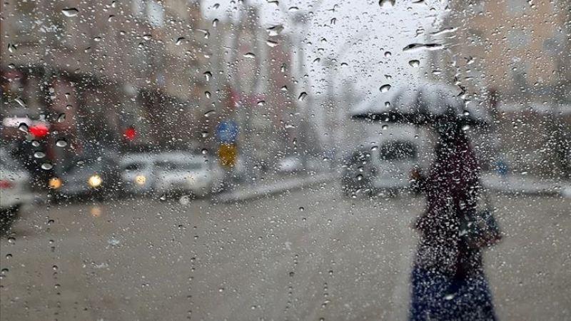 Meteoroloji özellikle 3 ili uyardı: Kuvvetli yağış