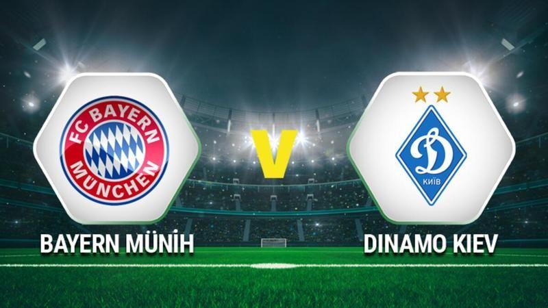 Canlı maç izle, Bayern Münih Dinamo Kiev canlı izle! Şampiyonlar Ligi Bayern Münih Dinamo Kiev maçı izle