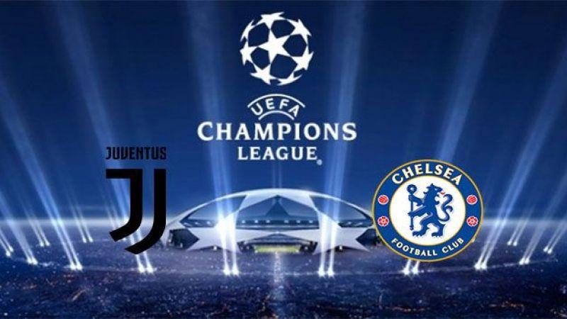 Canlı maç izle! Juventus Chelsea maçı canlı izle, Juventus Chelsea izle