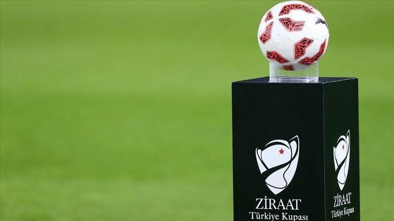 Ziraat Türkiye Kupası'nde 13 takım turladı!