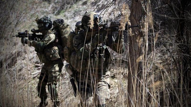 MİT ve TSK vurdu! Metina'da 3 terörist öldürüldü