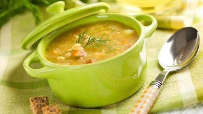 Süleymaniye çorbası tarifi, malzeme listesi! Süleymaniye çorbası nasıl yapılır?