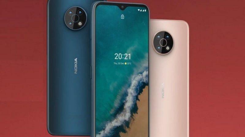 Nokia'dan uygun fiyatlı 5G telefon: Nokia G300