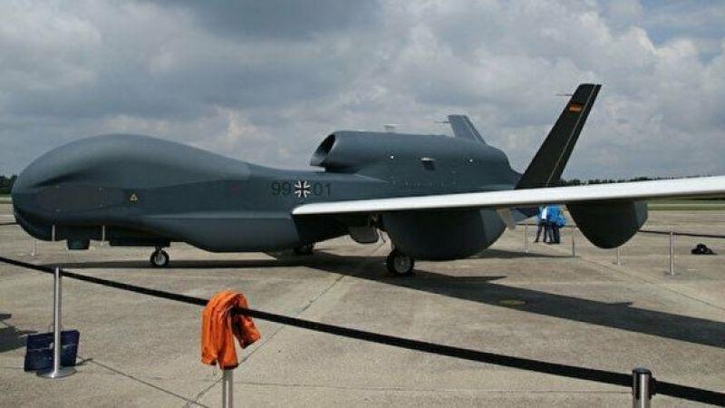 Almanya'nın uçurmayı beceremediği 800 milyon euro kaynak aktardığı Euro Hawk İHA müzelik oluyor