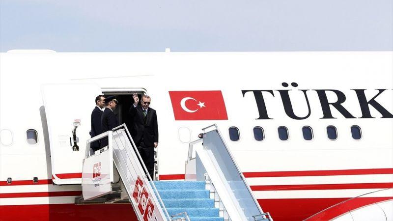 Erdoğan'dan Afrika turu
