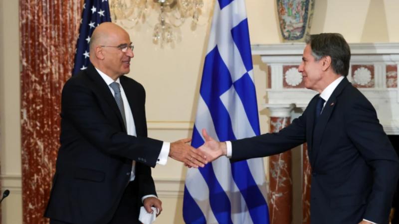 ABD ile Yunanistan Karşılıklı Savunma Anlaşması'nı güncelledi