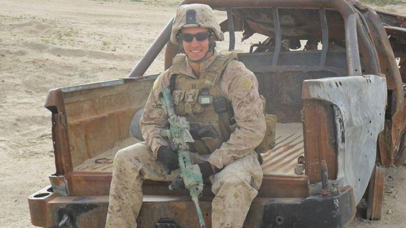 ABD'nin Afganistan'dan çekilmesini eleştiren Amerikalı asker görevden alındı, hakim karşısına çıkacak