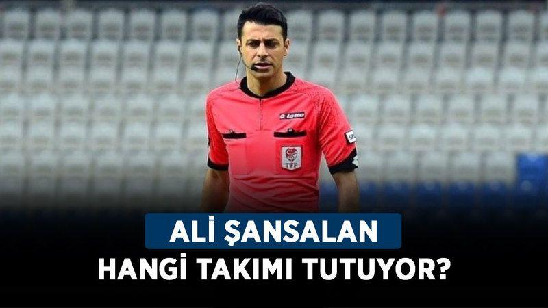 Ali Şansalan hangi takımı tutuyor? Ali Şansalan kimdir, aslen nereli?