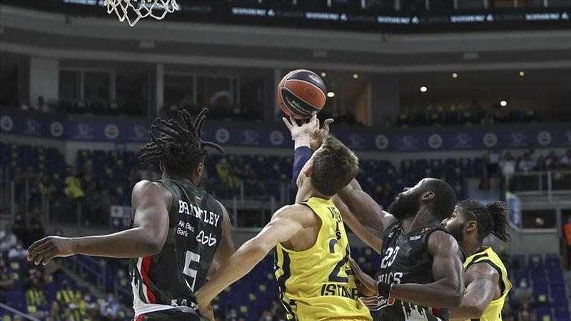 Fenerbahçe Beko, UNICS Kazan'ı farklı yendi!