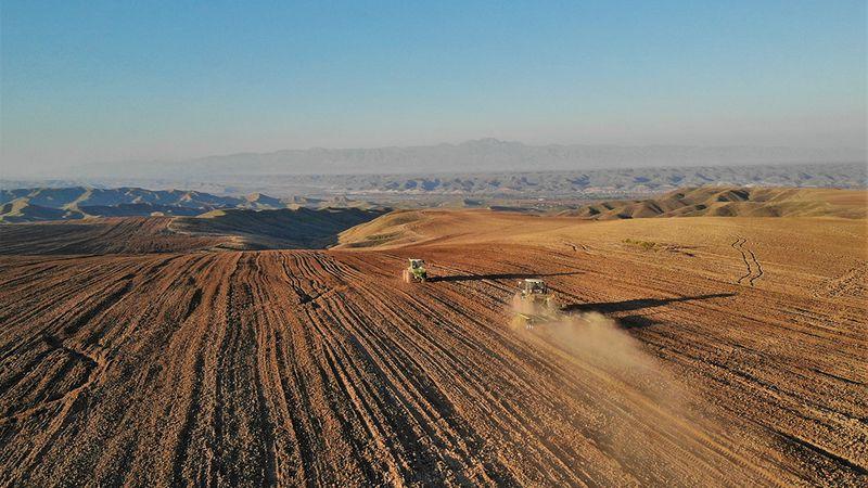 Türkiye ve Azerbaycan, Ermenistan işgalinden kurtarılan arazileri birlikte tarıma hazırlıyor
