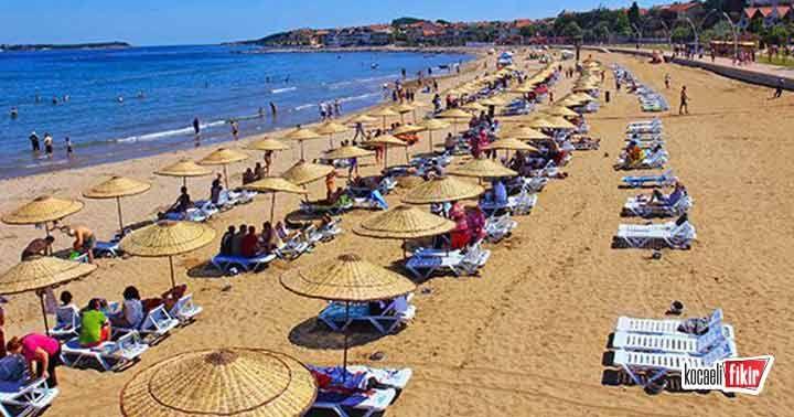 Kocaeli'de mavi bayraklı plajlar! Kocaeli'de mavi bayraklı plajlara nasıl gidilir?