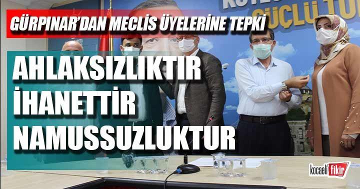 İYİ Partili Selman Gürpınar'dan AK Parti'ye geçen meclis üyelerine sert sözler!