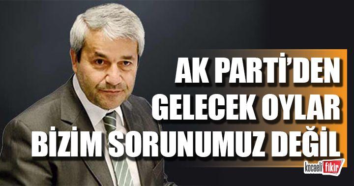 Nihat Ergün'den AK Parti çıkışı: Gelecek oylar bizim değil, onların sorunu
