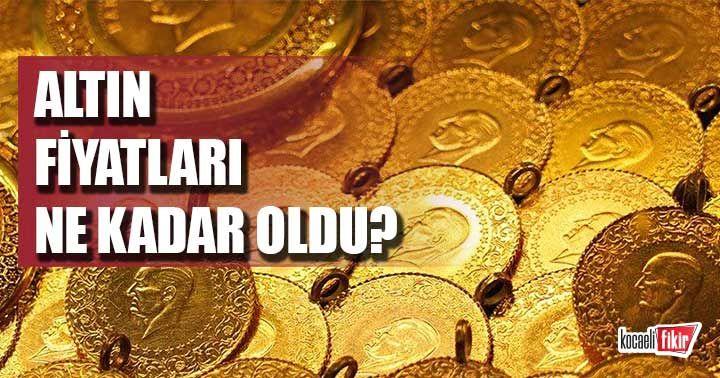 Altın fiyatları güne nasıl başladı?