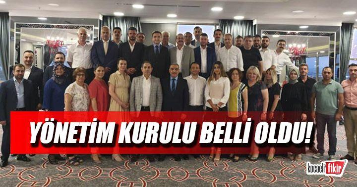 Deva Partisi Kocaeli yönetim kurulu belli oldu