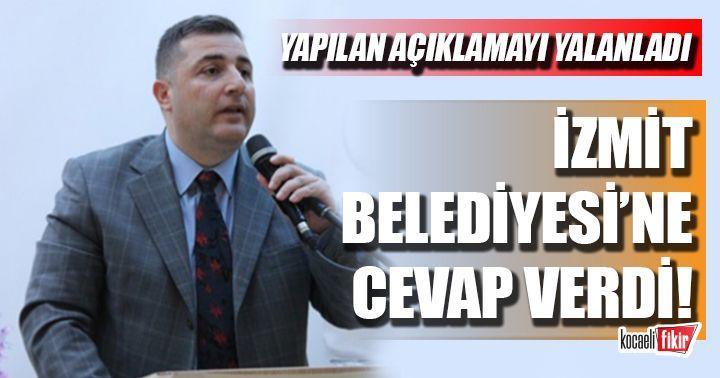 Hizmet İş Kocaeli, İzmit Belediyesi'nin açıklamasını yalanladı!