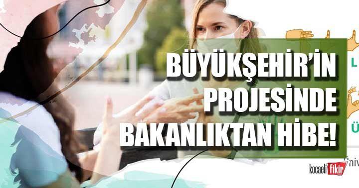 Büyükşehir'in gençlik projesine Spor bakanlığından 172 bin TL hibe!