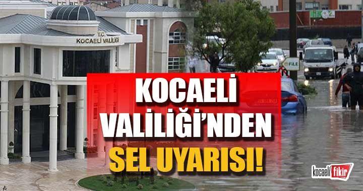 Vali Yavuz Kocaelilileri uyardı! Çok şiddetli olacak