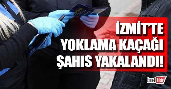 Kocaeli'de güvenli park uygulamasında 178 şahıs sorgulandı!
