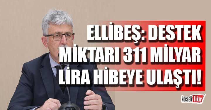 Ellibeş: Teröre karşı elde ettiğimiz başarı Türkiye'ye ohh çektirdi