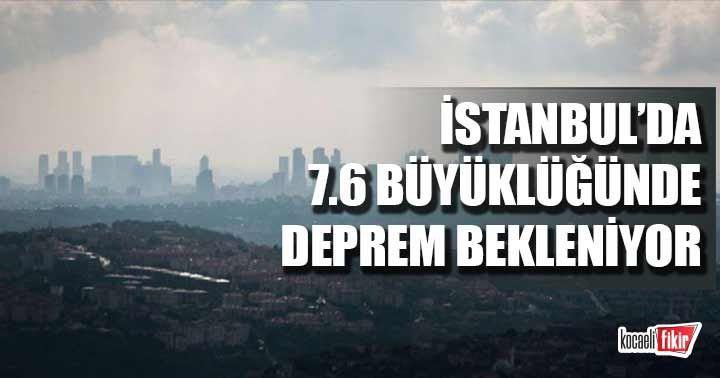 Naci Görür: İstanbul'da 7.6 büyüklüğünde bir deprem olacak