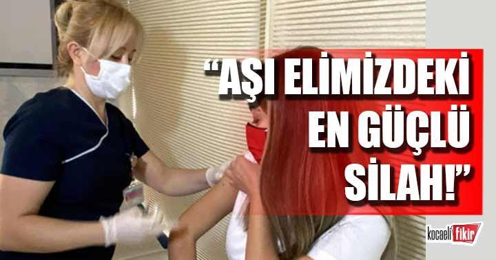 Prof. Dr. Ece: Aşı elimizdeki en güçlü silah herkes olmalı