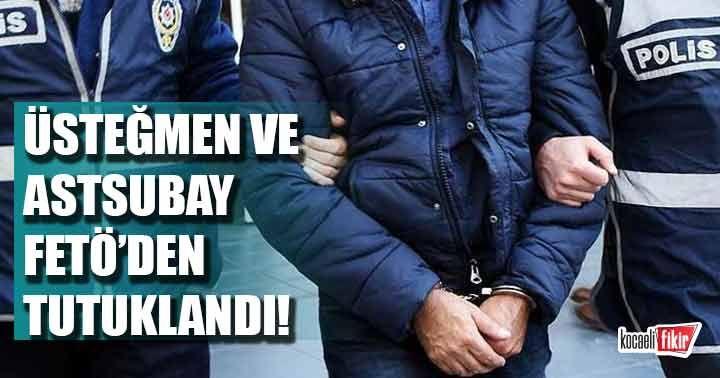 FETÖ'den iki kişi tutuklandı!