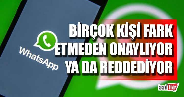 WhatsApp'ın onaylatmak istediği yeni gizlilik sözleşmesinde neler yer alıyor?