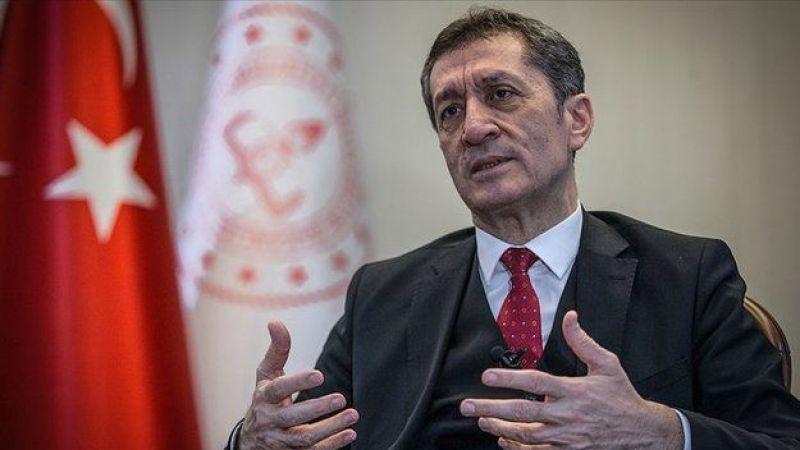 Milli Eğitim Bakanı'ndan ikinci dönem açıklaması