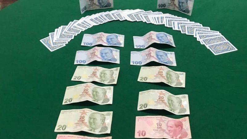 Kocaeli'de kumar baskını! 10 kişiye ceza kesildi