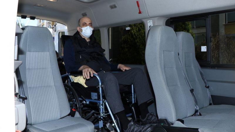 Engelli vatandaşlara ücretsiz taksi hizmeti