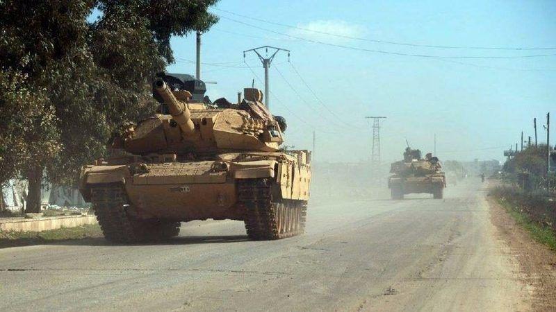 İdlib'te 1 asker şehit oldu, 4 asker yaralandı