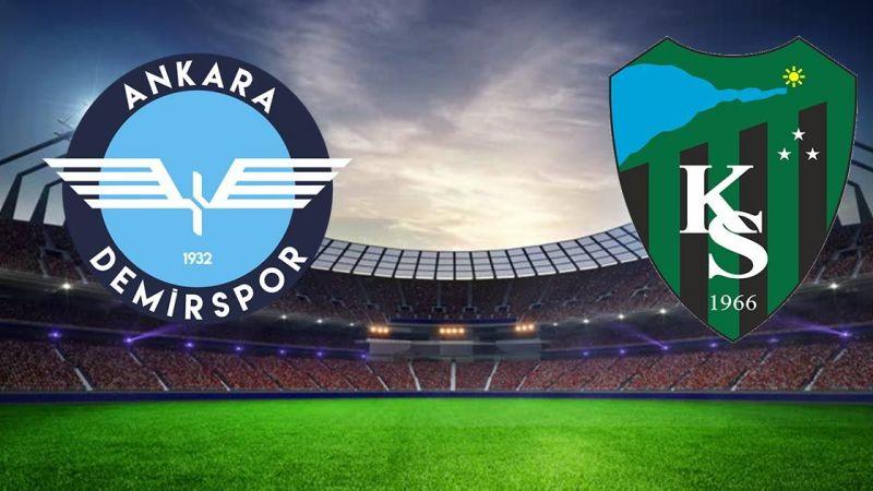 Kocaelispor 3-0 Ankara Demirspor