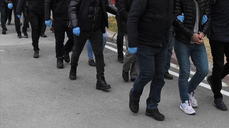 Kocaeli'de uyuşturucu operasyonlarında 94 zehir taciri yakalandı!